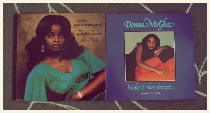 Donna McGhee + Nana Love = Orgasmic vibes!